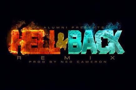 Kid Ink Featuring Machine Gun Kelly – Hell & Back (Remix)