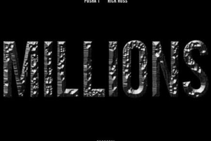 Pusha T – Millions (Ft. Rick Ross)