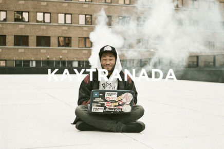 Kaytranada Mix for SSENSE