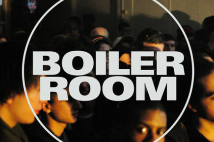 Frankie Knuckles Boiler Room – NYC