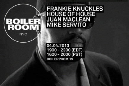 Juan Maclean Boiler Room Mix