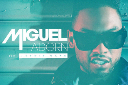 Miguel – Adorn Feat Jessie Ware
