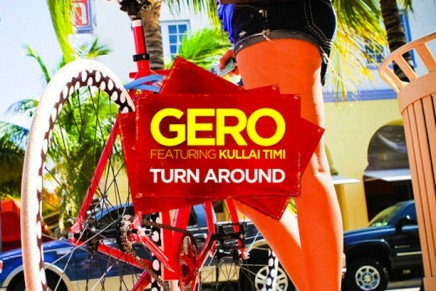 GERO – TURN AROUND (FT. KULLAI TIMI) SATIN JACKETS REMIX