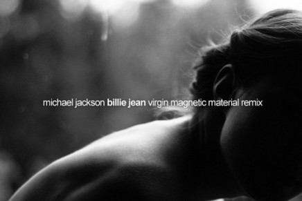 MICHAEL JACKSON – BILLIE JEAN (VIRGIN MAGNETIC MATERIAL REMIX)
