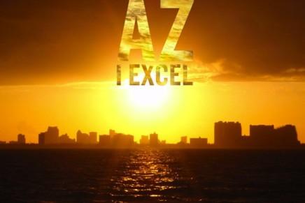 AZ – I EXCEL