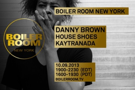 KAYTRANADA BOILER ROOM NYC SET
