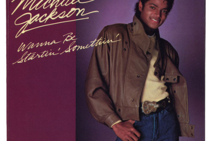 MICHAEL JACKSON – WANNA BE STARTIN' SOMETHIN' (LOUIS LA ROCHE REMIX)