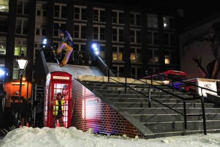 SNOWBOARDING IS COOL – O'Neill Shoreditch Showdown