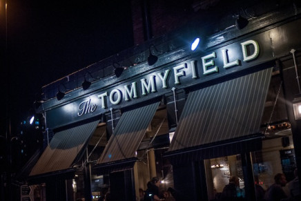 A BEER OR TWO – The Tommyfield, Kennington