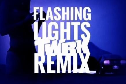 KANYE WEST – FLASHING LIGHTS (TWRK REMIX) [SLIMFOX FUTURE EDIT]