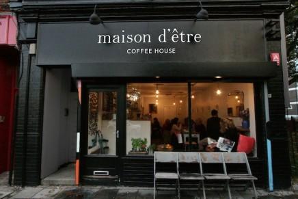 Coffee & Cake @ Maison d'être, Islington