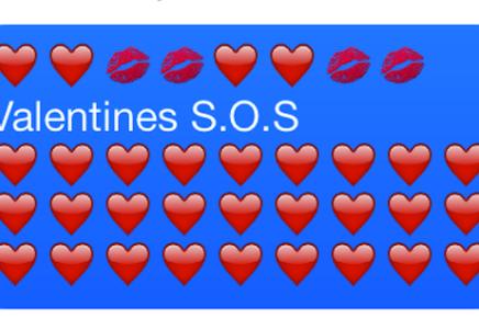VALENTINE'S S.O.S – TML VALENTINES ADVICE LINE