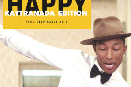Pharrell – Happy (Kaytranada Edition)