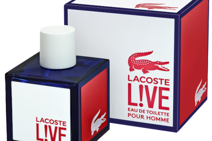Lacoste L!VE Fragrance