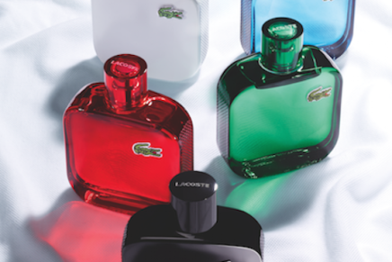 LACOSTE L.12.12 FRAGRANCE COLLECTION FOR MEN