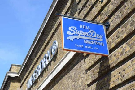 SUPERDRY OPENS NEW ISLINGTON STORE