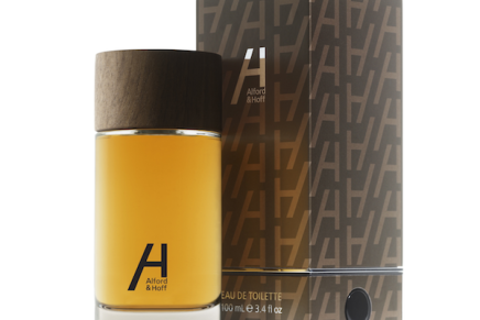 ALFORD & HOFF EAU DE TOILETTE LANDS IN THE UK