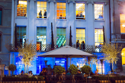 THE HOUSE OF PERONI RETURNS TO HOLBORN