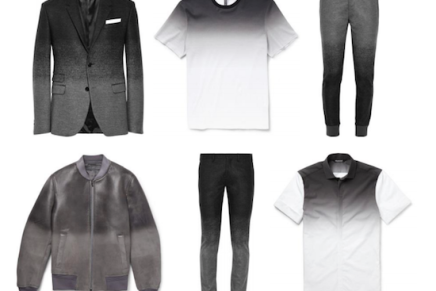 NEIL BARRETT X MR PORTER CAPSULE COLLECTION