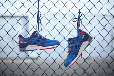 Mita Sneakers x Asics Gel Lyte III '25th Anniversary'