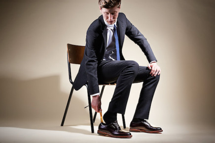Alden Shoe Company SS15 Collection