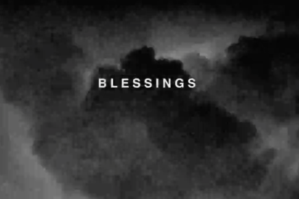Big Sean featuring Drake – Blessings