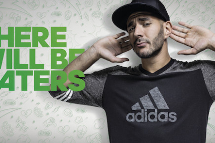 adidas Unveils 'There Will Be Haters' Football Boot Range