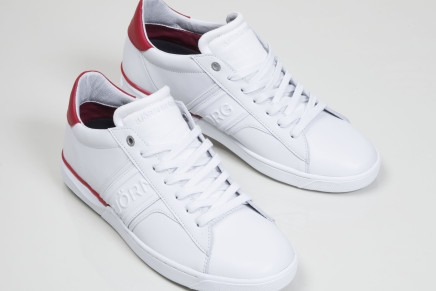 Björn Borg Footwear introduces The Centre Line
