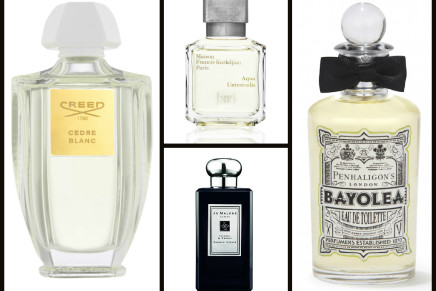 The Spring / Summer Fragrance Edit