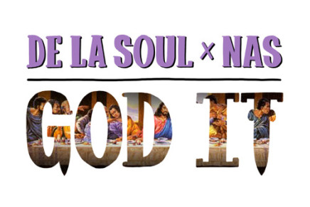 De La Soul – God It (Ft. Nas)