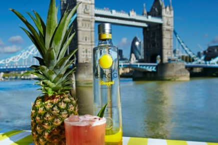 Cîroc at London Riviera Opens On The Southbank