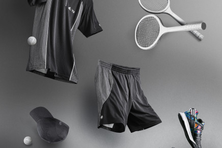 adidas ROLAND GARROS Tennis Collection by Y-3