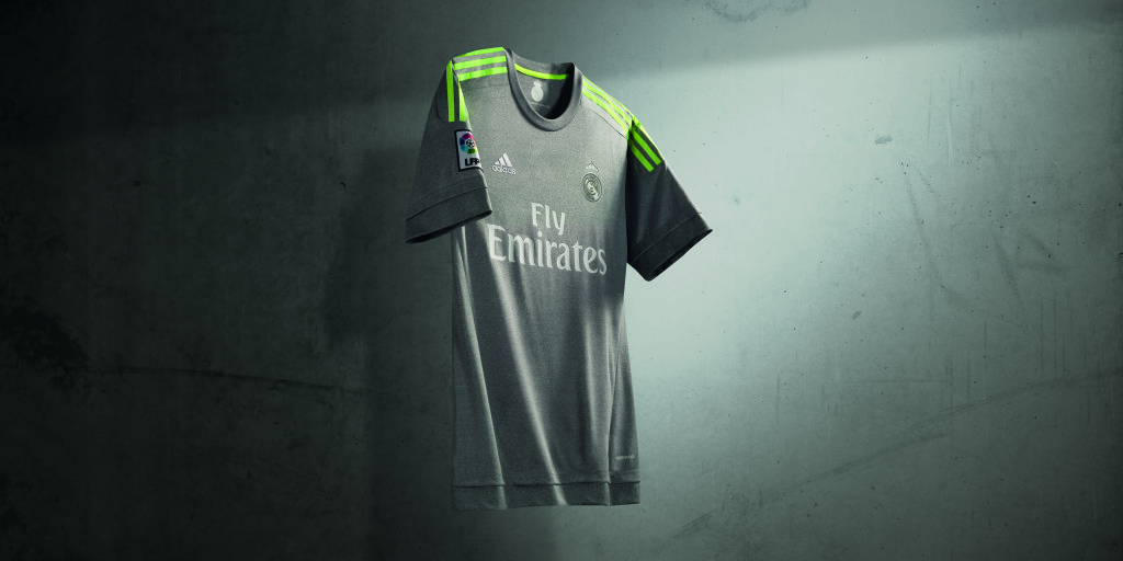 real madrid shirt 15/16