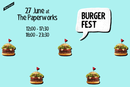 TwentySomething London's 2015 Burger Fest in Elephant & Castle