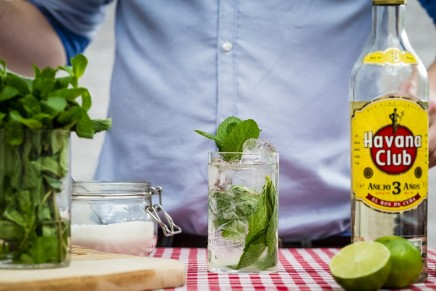 BOSS THE COCKTAIL: The Authentic Cuban Mojito