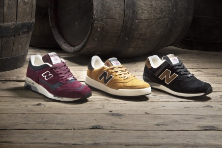 New Balance Introduces 'Real Ale' Pack