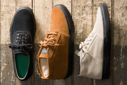 Sperry collaborate with London based brand YMC