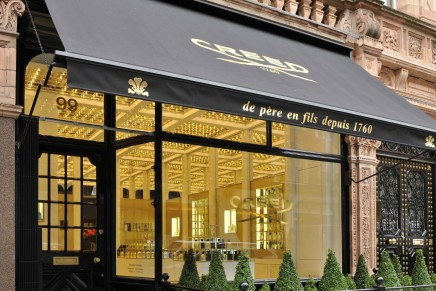 The House of Creed opens at 99 Mount Street, Mayfair