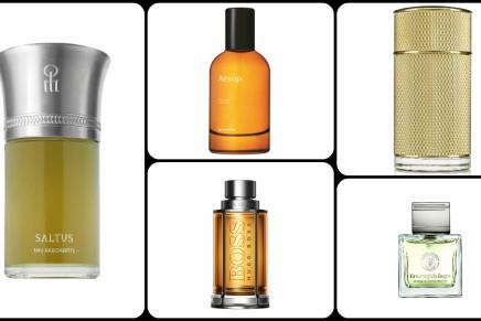 5 New Men's Fragrances for Winter 2015