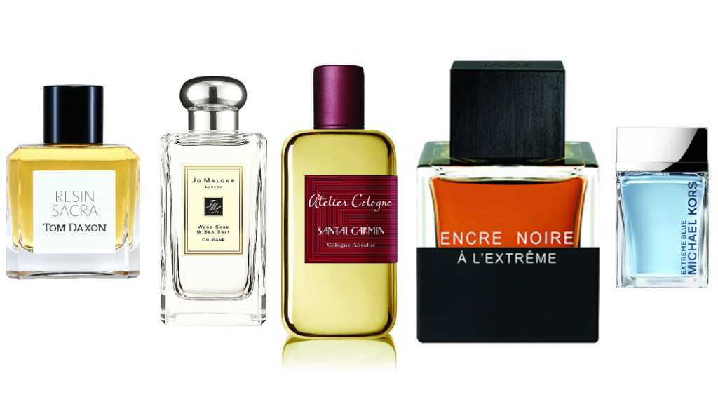 Men's Christmas Fragrance Edit