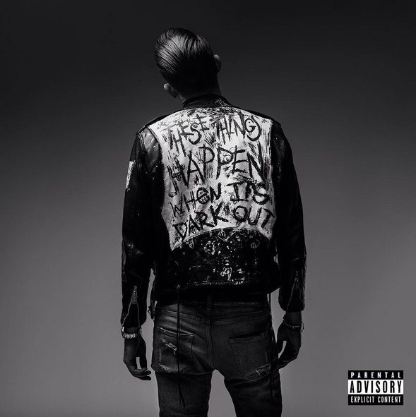 g-eazy when its dark out album cover