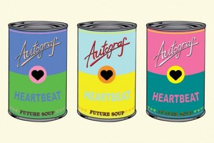 Autograf – Heartbeat