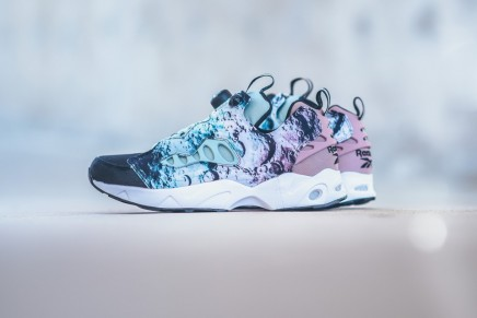 "Reebok Instapump Fury Road SG ""Moon Rock"""