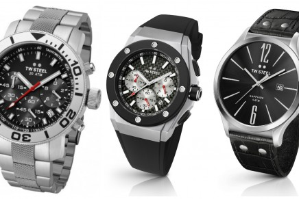3 Of The Best TW STEEL Watches