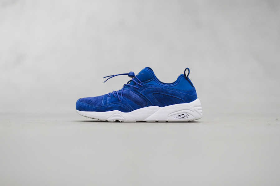 PUMA RELEASE THE BLAZE OF GLORY SOFT BRIGHT BLUE