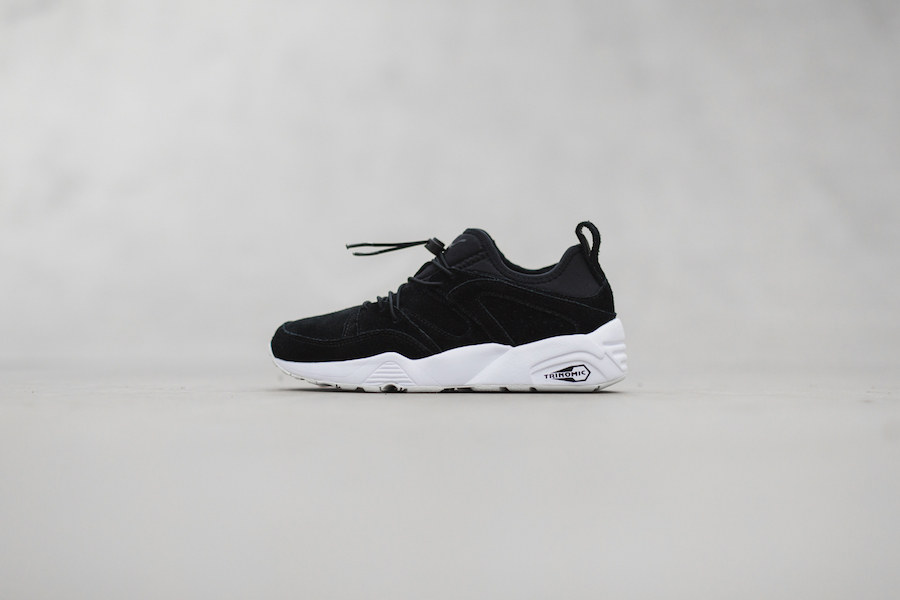 PUMA RELEASE THE BLAZE OF GLORY SOFT BLACK