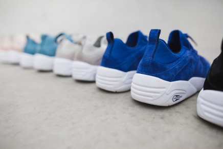 PUMA Unveils Blaze of Glory Soft Pack