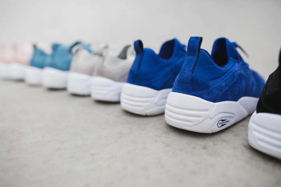 PUMA RELEASE THE BLAZE OF GLORY SOFT PACK 1