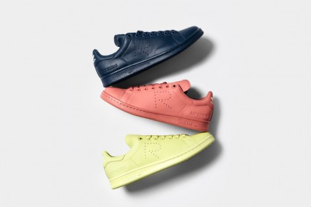 adidas Originals & Raf Simons Release New Stan Smith Colours For SS16