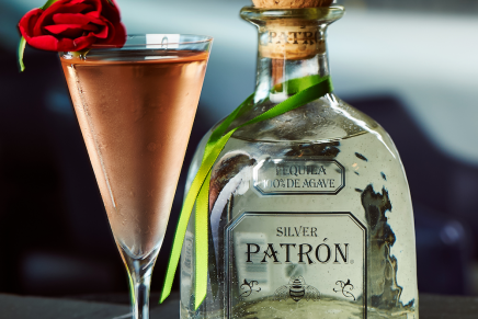 Boss The Cocktail: PATRÓN Love Buzz Cocktail